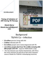 Timing of Initiation of ART During TB Therapy_Journal Club CIDRZ
