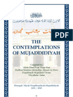 The Contemplations Of Mujaddidiyah