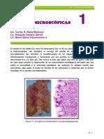 Técnicas microscópicas Capitulo1