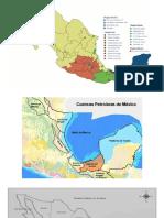 regiones petroleras mapas