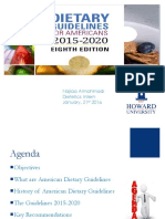 diatery guidelines-2015