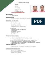 Resume of Shahneawz