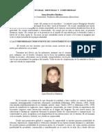 Inma Benedicto Martínez, Identidad