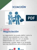 Negociación Disertacion