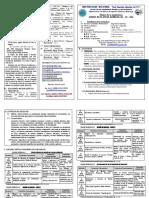 Silabo Diseño de Plantas Químicas 2015-I
