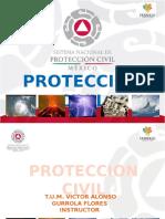 Induccion a La Proteccion Civil 2012