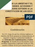 Unidad 6 Constitución de EEUU - Julián Londoño