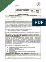 Project_Charter Microempresa Metalmecanica