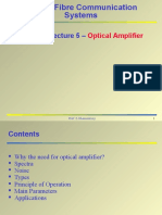 Optical Amp