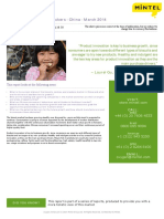 Biscuits, Cookies and Crackers - China - March 2014_Brochure