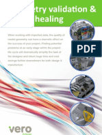 Vero Software - Geometry Validation & Model Healing