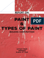 types of paints