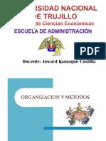 La Organización y Metodos