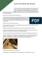 Gebäudedämmung für Ihr Zuhause oder Business-Strukturen