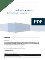 Incluir Software de Presentación