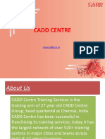 CAD, CAM, CAE Training Centre in Anna Nagar