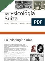 Piaget y La Psicología Suiza (1)