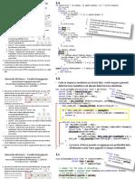 Programmation C exercise