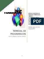 Remedial Programacion