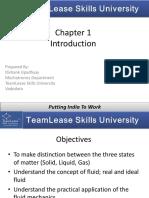 Ch1 Introduction to FLuid Mechanics