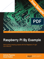 Raspberry Pi By Example - Sample Chapter