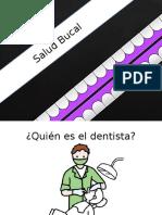 Salud Bucal SS Preescolar, 1ro y 2do Primaria