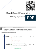 Sample and Hold Circuit Basics