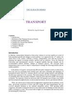 Transport Case Study by URC