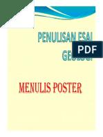 PENULISAN ESAI GEOLOGI - Menulis Poster.pdf