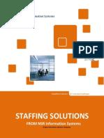 NSR SPAR LLC Staffing Profile
