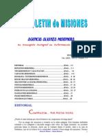 BOLETIN DE MISIONES 03-05-10