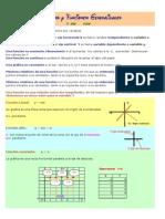 Graficas y Funciones Conceptos Parte 1