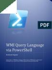 WMI Query Language via PowerShell