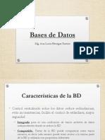 Descripcion de Base de Datos - UCSP
