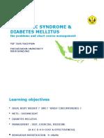 diabetes melitus & sindroma metabolik PIT