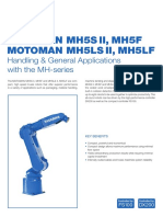 Flyer Robot Mh5sii-f Mh5lsii-f e 06.2015 29