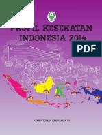 Profil Kesehatan Indonesia 2014 2