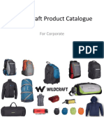 Wilcraft Full Product Catalogue