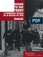 Tari, Marcelo - Comunismo Más Fuerte Que La Metrópoli