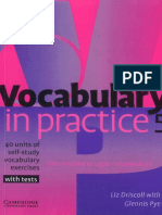 Vocabulary in Practice 5 Int-Upp