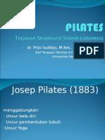Materi Pelatihan Pilates