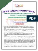Metro Trading (Dona)