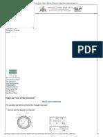 Heat Loss From a Pipe Calculator _ Engineers Edge _ Www.engineersedge