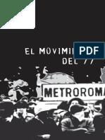 VVAA - El Movimiento Del 77-TdS