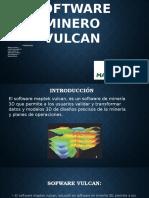 Software Minero Vulcan