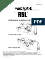Hydratight Om-rsl 0706