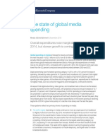 The State of Global Media Spending Final