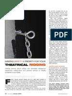 Drama Biz Safety Article