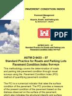 Análisis del PCI