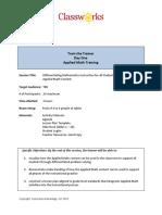 customerfacingagendaforday1mathprogram docx